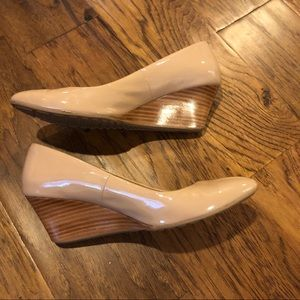 Cole Haan wedge women's shoes. EUC